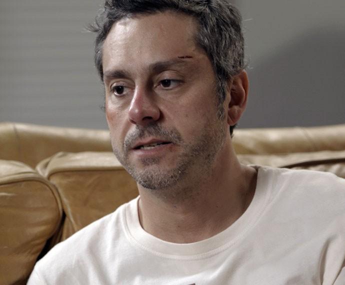 Será que Romero vai confirmar a novidade? (Foto: TV Globo)