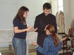 Guido é reconhecido por ajudar os mais necessitados (Foto: Arquidiocese / Divulgação)