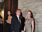 Angélica, Luciano Huck e outros famosos vão a casamento no Rio