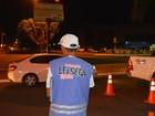 Dois acidentes e nove presos por embriaguez ao volante em Porto Velho