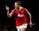 Vidic descarta tensão entre torcidas do Manchester United e Liverpool
