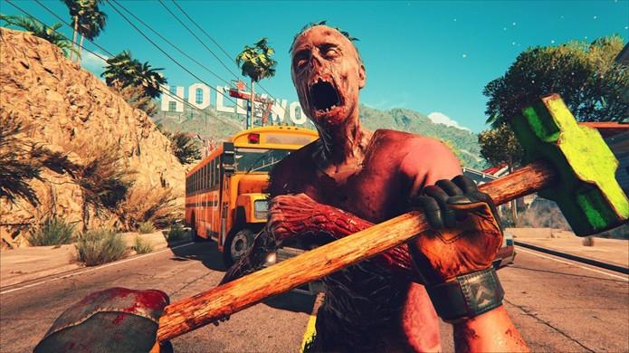 Dead Island 2 prometia um apocalipse zumbi mais descontraído, porém sua produção anda incerta (Foto: Reprodução/Attack of the Fanboy)