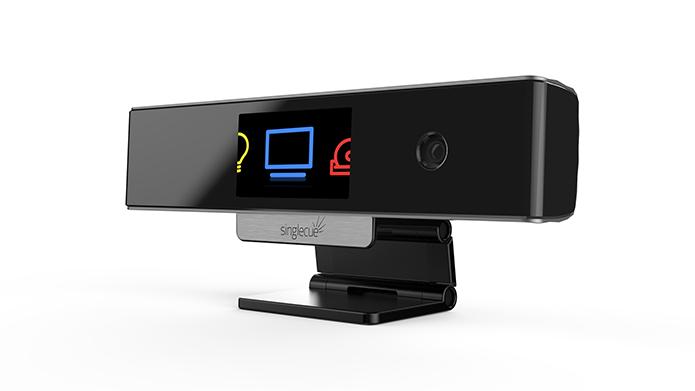 SingleCue permite se livrar de vários controles remotos e ativar dispositivos de forma inteligente (Foto: Divulgação/SingleCue)