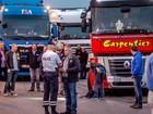 Protesto contra 'Selva de Calais' fecha rodovia na França