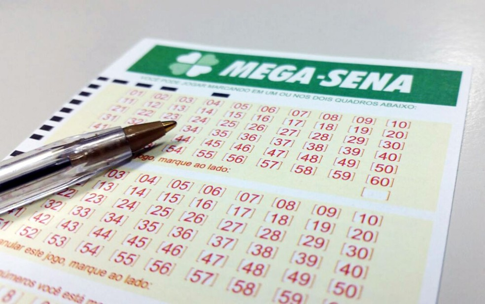 Mega-Sena pode pagar R$ 16 milhões neste sábado (Foto: Heloise Hamada / G1)