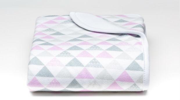 As mantas estão disponíveis em seis estampas e o uso é recomendado a partir dos dois meses de idade (Foto: Divulgação)
