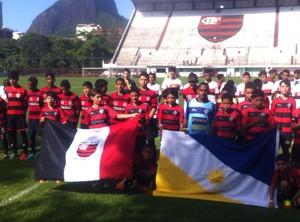 Equipe de Palmas na Copa Fla Brasil (Foto: Flapalmas/Divulgação)