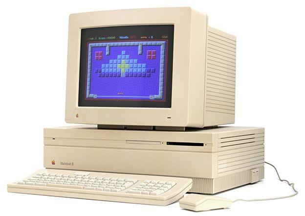 O Macintosh II, da Apple, completa 30 anos (Foto: Reprodução/Facebook)