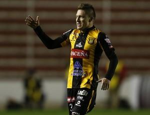 Alejandro Chumacero The Strongest Independiente Santa Fe Libertadores (Foto: Juan Karita/AP)