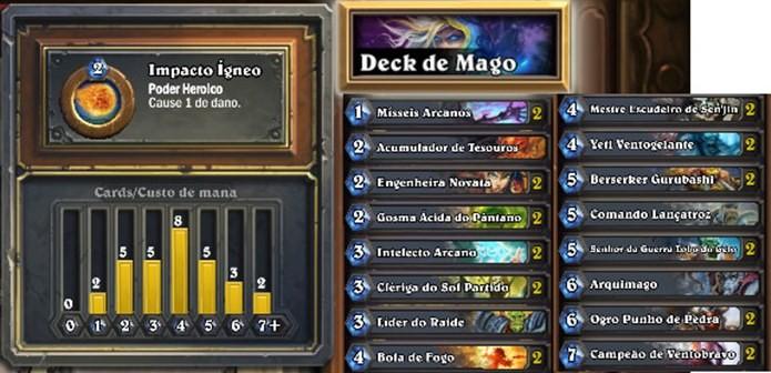 Deck Básico de Mago (Foto: Montagem / Dario Coutinho)