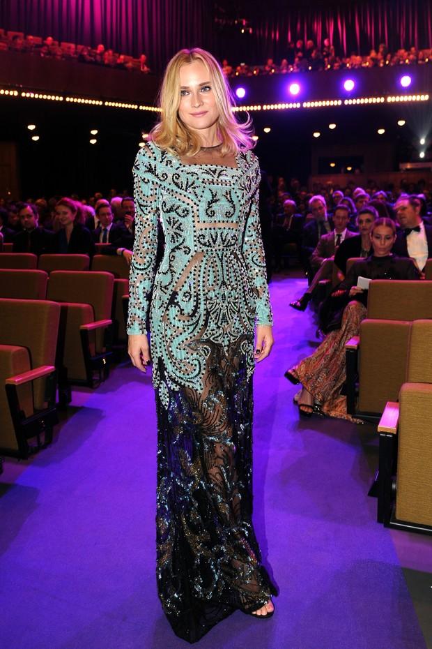 Diane Kruger no European Film Awards (Foto: APF)