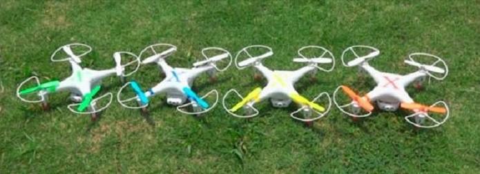 Drone baratinho Cheerson CX-30W (Foto: Divulgação)