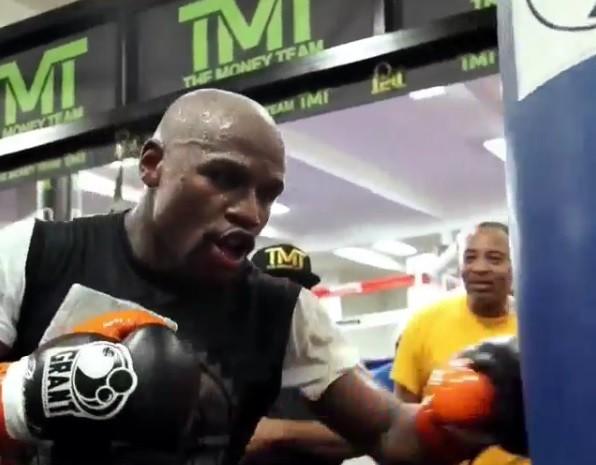 Floyd Mayweather, boxe (Foto: Reprodução / Instagram)
