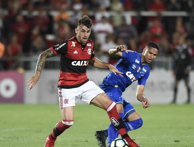Flamengo x Cruzeiro Ilha do Urubu
