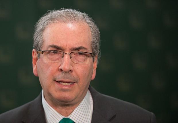 Eduardo Cunha (PMDB-RJ), presidente da Câmara dos Deputados (Foto: Marcelo Camargo/Agência Brasil)