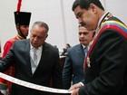 Maduro condena declarações 'intervencionistas' do premiê francês
