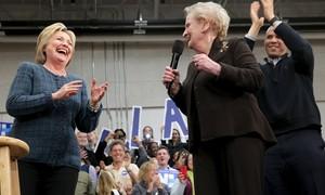 Hillary enfrenta resistência entre eleitorado feminino nos EUA