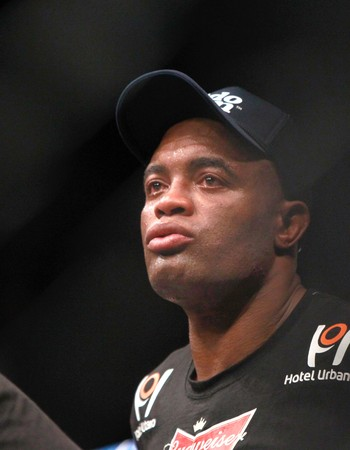 Anderson Silva, UFC (Foto: Steve Marcus / Getty Images)