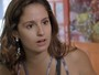 Teaser: Nanda sente ciúmes da amizade de Jéssica e Luan