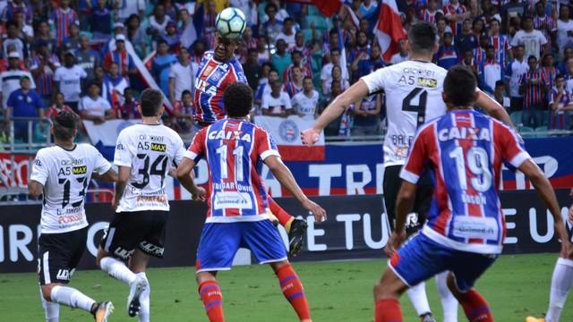 Resultado de imagem para Bahia x Corinthians