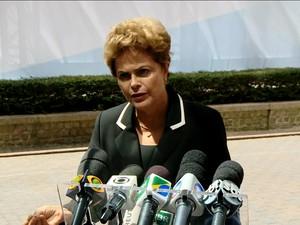 GNEWS_Dilma (Foto: GloboNews)