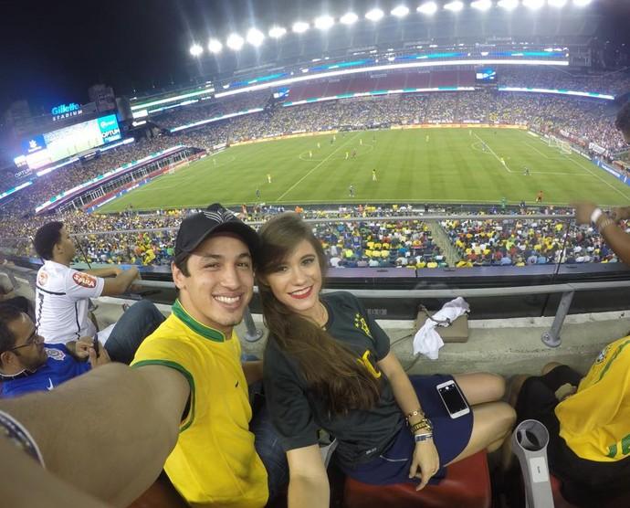 Pastor Guilherme Batista seleção brasileira Estados Unidos (Foto: Reprodução/Facebook)