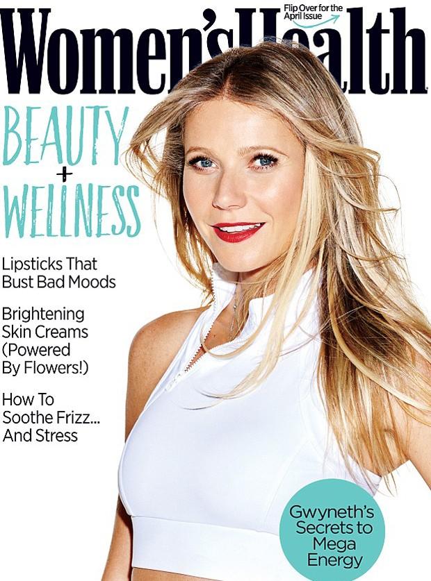 Gwyneth Paltrow (Foto: Reprodução/Women´s Health)
