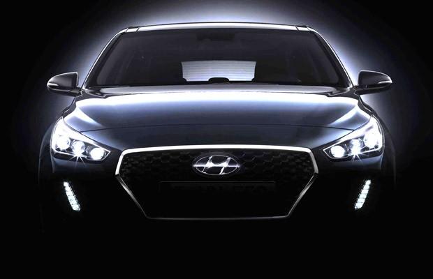 Nova geração do Hyundai i30 será apresentada em setembro (Foto: Divulgação)