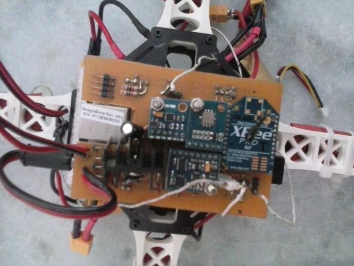 Interface BeagleBone (Foto: Divulgação/José Roberto Colombo Jr.)
