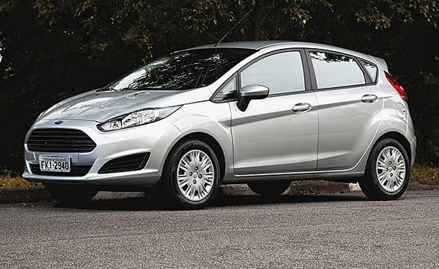 Ford Fiesta (Foto: Autoesporte)