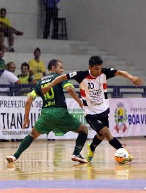 Caucaia vence Tianguá e é finalsita da Copa TV Verdes Mares (Foto: Zé Rosa Filho/FCFS/Divulgação)