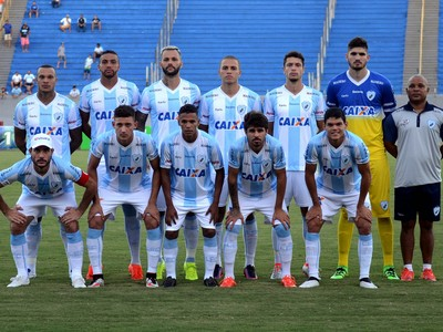 Londrina titular quarta rodada Paranaense (Foto: Gustavo Oliveira/ Londrina Esporte Clube)
