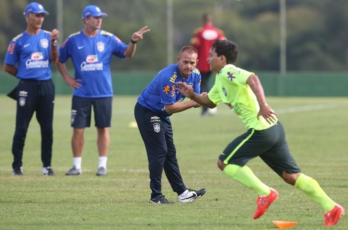 Artur Victor, Palmeiras sub-17 (Foto: Rafael Ribeiro/CBF)