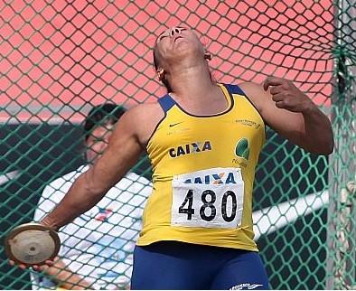 Fernanda Borges atletismo