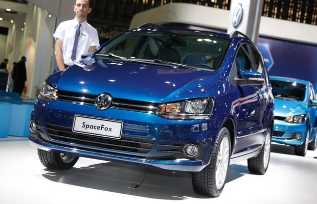 Volkswagen SpaceFox (Foto: Autoesporte)