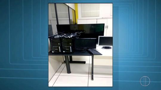 Guarda Civil recupera equipamentos eletrônicos furtados em colégio de Araruama, no RJ