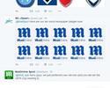Zenit discute com jornal no Twitter  por estar em lista de escudos feios
