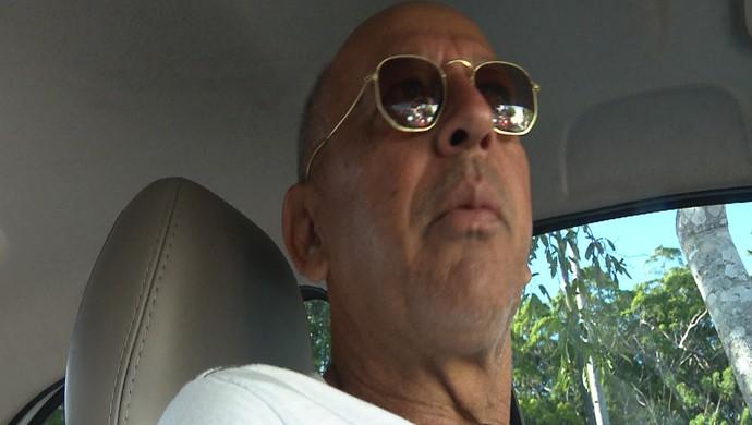 neto maradona taxista (Foto: Reprodução / TV Paraíba)