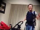 Michel Teló já está pronto para receber a filha: 'Papai já montou tudo'