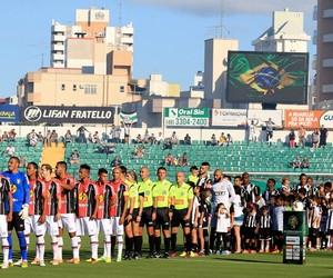 Figueirense x Joinville final (Foto: Luiz Henrique/Figueirense FC)