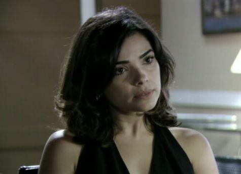 Vanessa Giácomo, a Aline de 'Amor à vida' (Foto: Reprodução)
