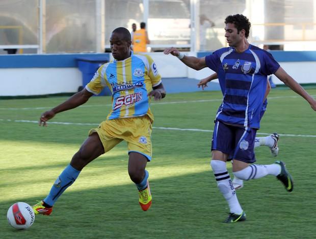Macaé x Goytacaz Copa Rio - 17/09/12 (Foto: Tiago Ferreira / Assessoria)