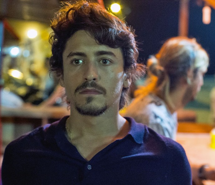 Jesuíta Barbosa será o Vicente na minissérie Justiça (Foto: Globo/Estevam Avellar)