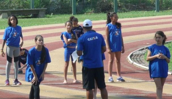 II GP Caixa de Atletismo Escolar (Foto: Divulgação)