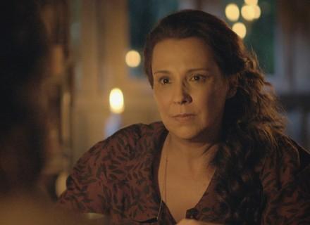 Emília e Bernardo ficam desesperados com 'visita'