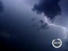 Verão terá chuvas intensas e raios no sul e sudeste do país, aponta Inpe