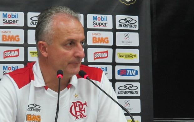 Dorival Júnior, treinador do Flamengo (Foto: Janir Júnior / Globoesporte.com)