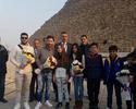 Folga do Barça: Neymar faz compras em Londres, e Messi viaja ao Egito
