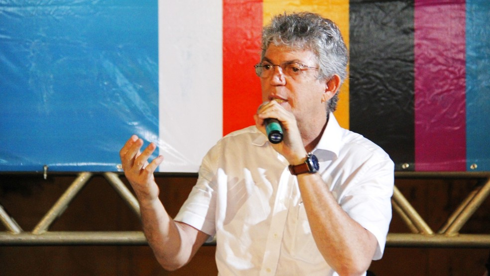 Governador da Paraíba, Ricardo Coutinho (PSB), foi julgado por abuso de poder político e econômico pelo TRE-PB (Foto: Junior Fernandes/Secom-PB)