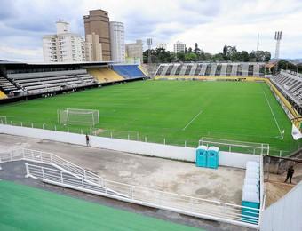 Estadio Nabi Abi Chedid Bragantino x Ponte Preta (Foto: Marcos Ribolli)